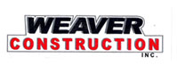 Weaver Construction, Inc Logo